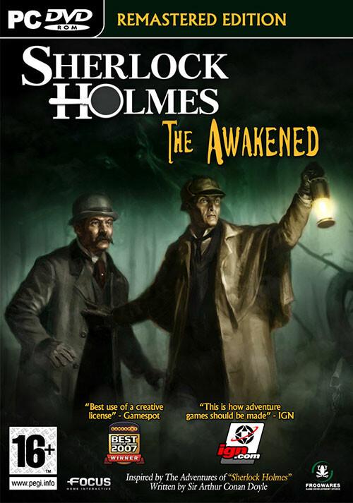 Sherlock Holmes: The Awakened- Remastered Edition