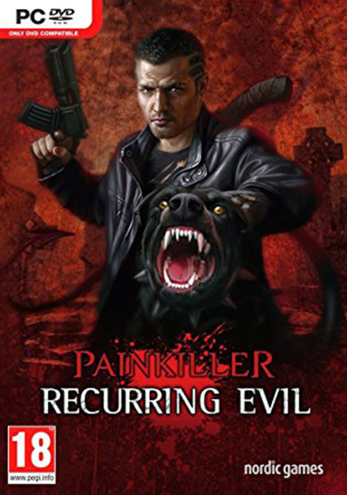 Painkiller - Recurring Evil