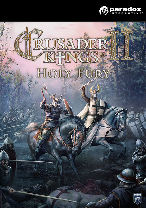 Crusader Kings II: Holy Fury (PC)