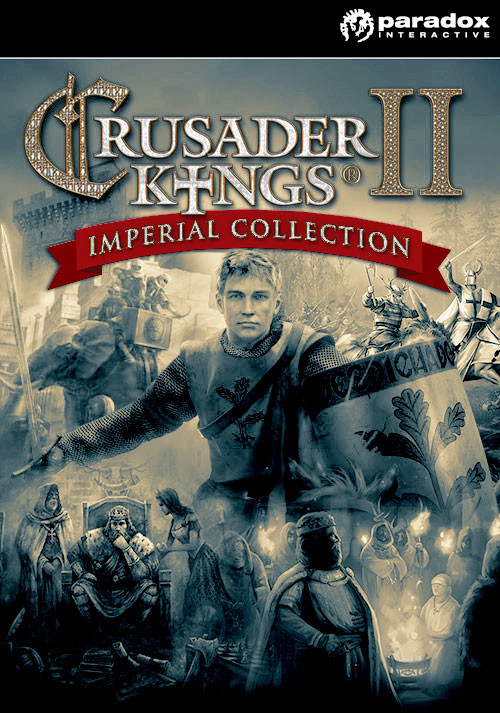 Crusader Kings II: Imperial Collection (PC)