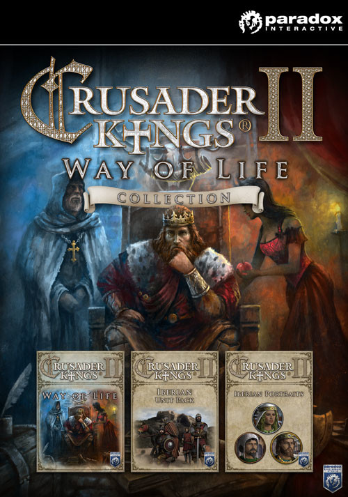 Crusader Kings 2 Way of Life Collection