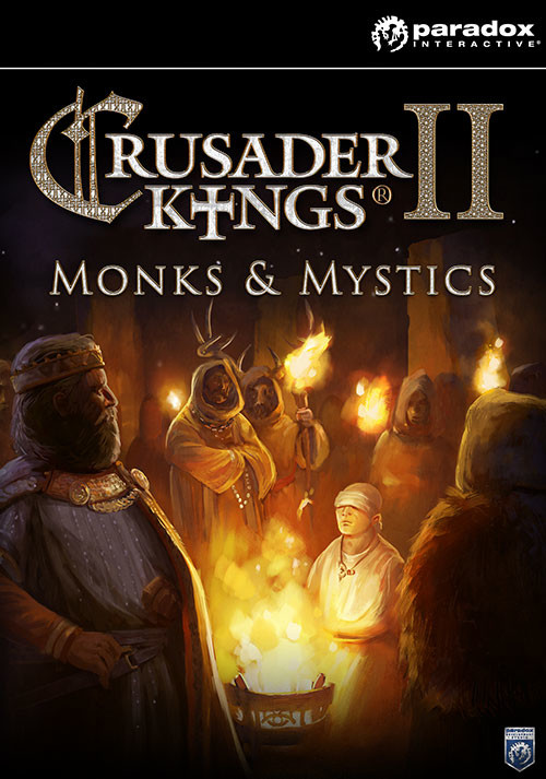 Crusader Kings 2 Monks & Mystics