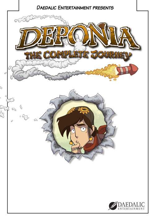 Deponia: The Complete Journey (PC)