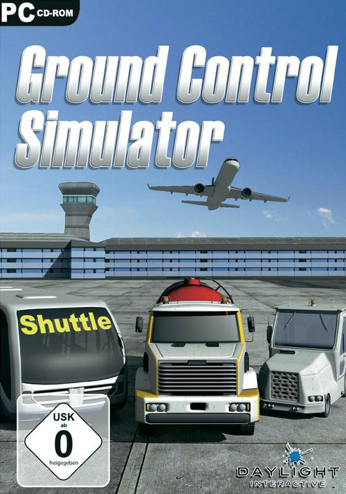 Ground Control: Die Flughafensimulation