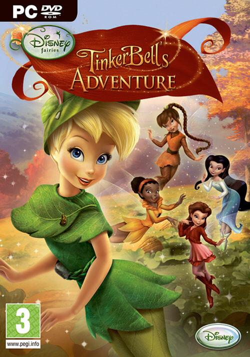 Disney Fairies TinkerBell's Abenteuer