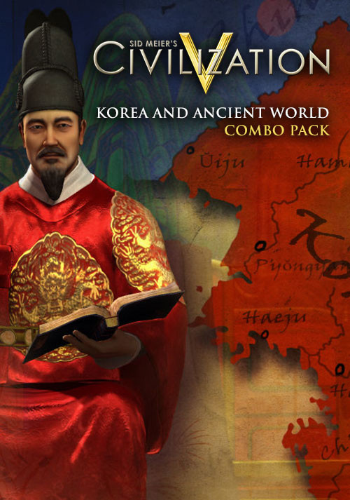 Civilization V Korea and Ancient World Combo Pack