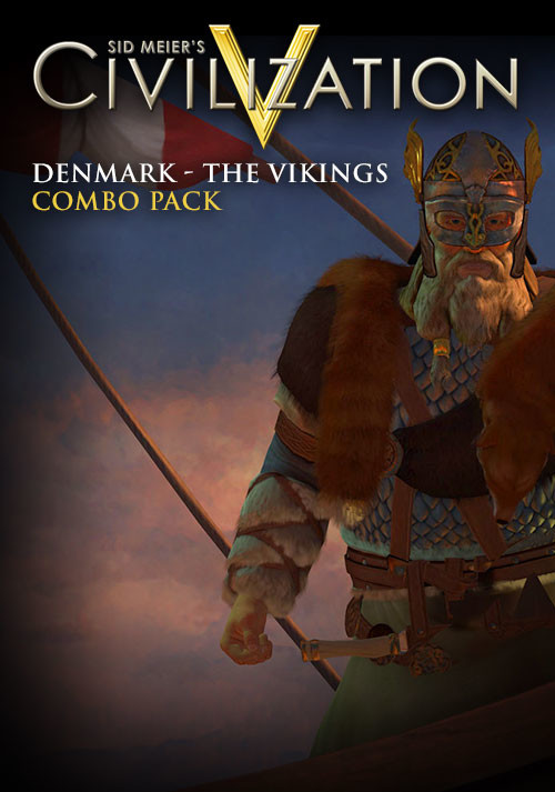 Civilization V Civilization and Scenario Pack Denmark The Vikings