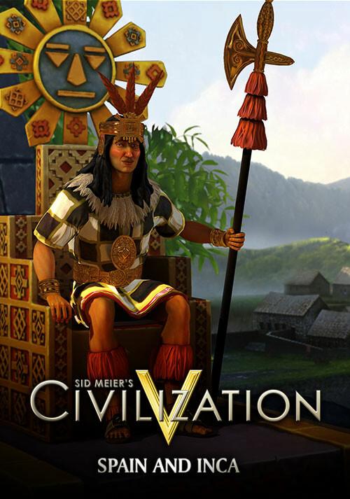 Civilization V Double Civilization and Scenario Pack Spain and Inca