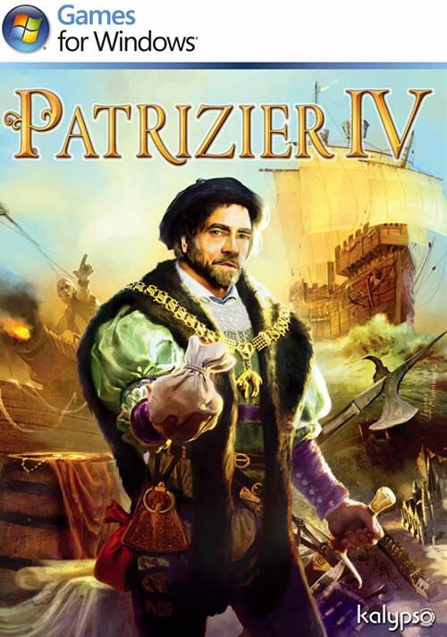 Patrizier IV - Steam Special Edition
