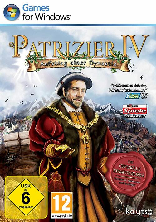 Patrizier IV: Aufstieg einer Dynastie