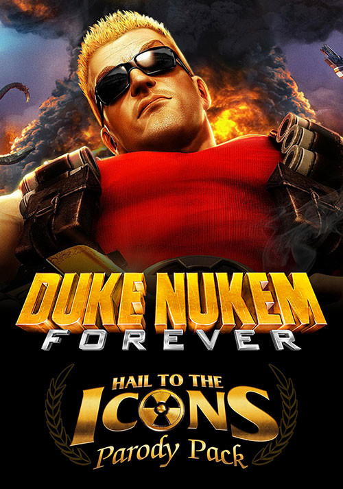 Duke Nukem Forever Hail to the Icons Parody Pack DLC 1