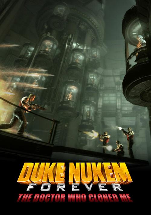 Duke Nukem Forever The Doctor Who Cloned Me DLC 2