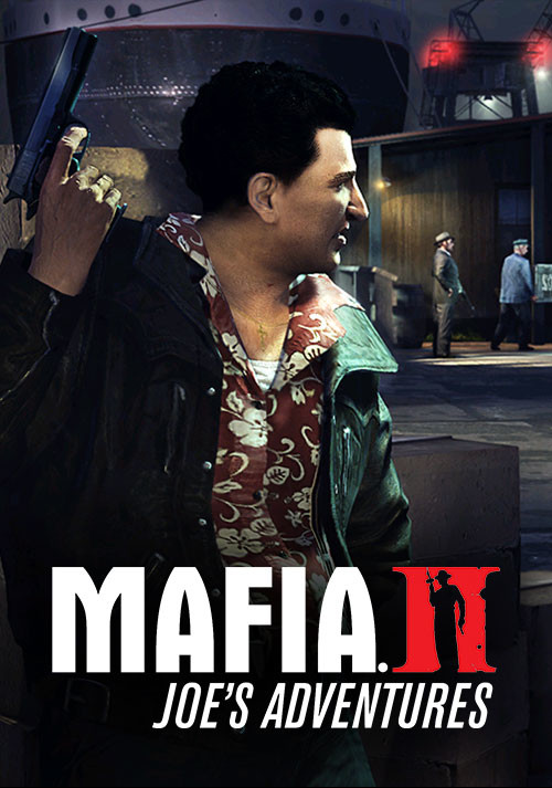 Mafia 2 Joe's Adventures DLC