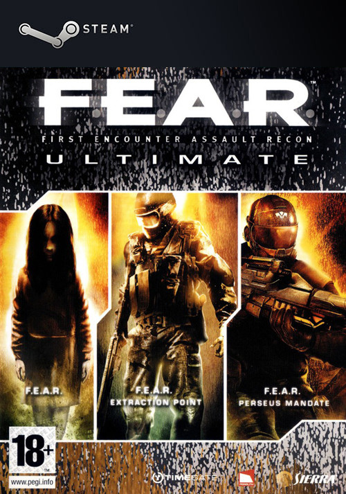 F.E.A.R. Ultimate Shooter Edition (PC)
