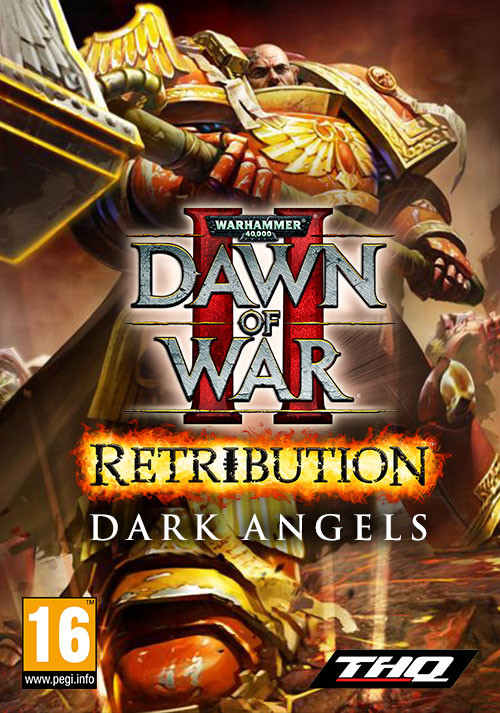 Warhammer 40,000: Dawn of War II Retribution - Dark Angels
