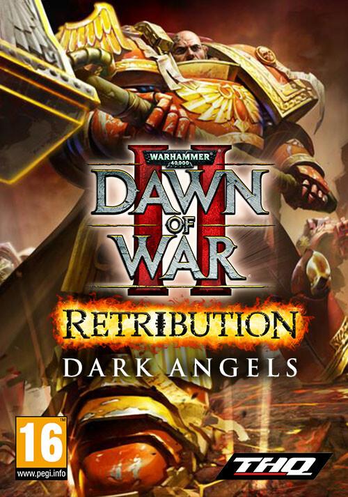 Warhammer 40,000 Dawn of War 2 Retribution Dark Angels