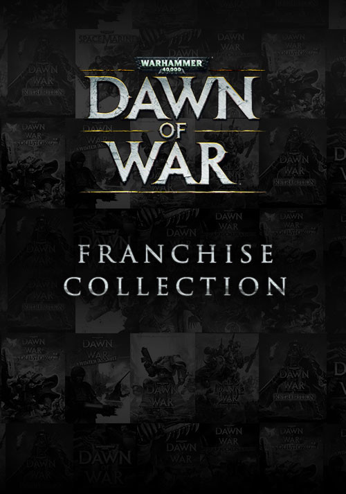 Warhammer 40,000 Dawn of War Franchise Collection