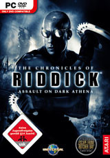 Chronicles of Riddick 2 Dark Athena