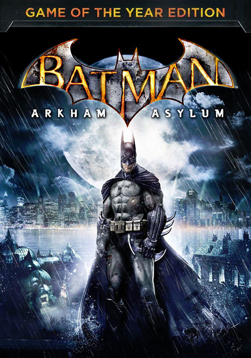 Batman Arkham Asylum: GOTY Edition