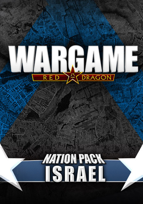 Wargame Red Dragon Nation Pack Israel DLC