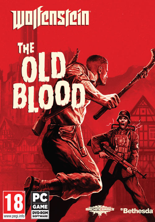 Wolfenstein: The Old Blood (PC) bei Gamesplanet.de günstig kaufen