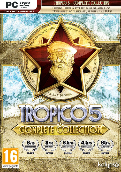 Tropico 5: Complete Collection (PC)