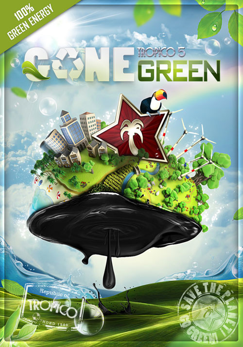 Tropico 5  Gone Green DLC