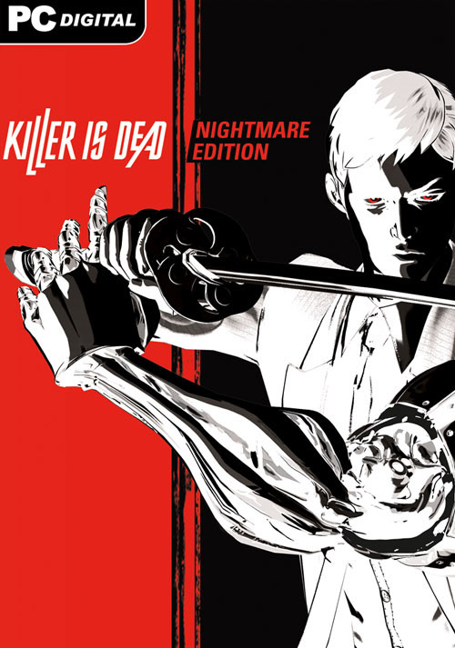 Killer is Dead - Nightmare Edition (PC)