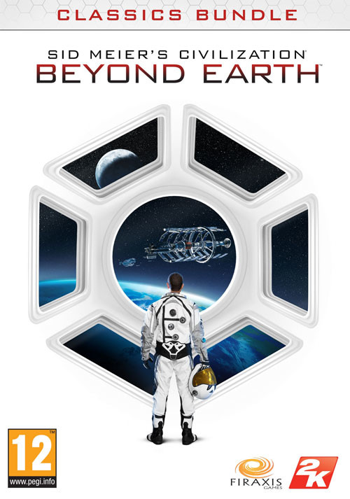 Sid Meier's Civilization Beyond Earth Classics Bundle