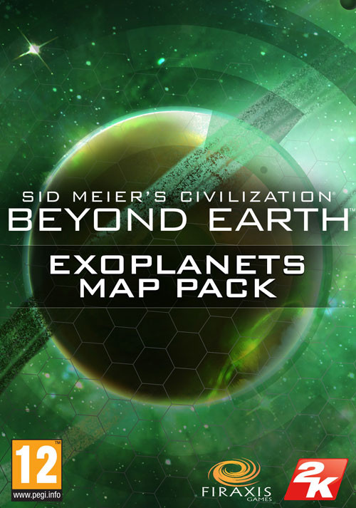 Civilization Beyond Earth Exoplanets Map Pack