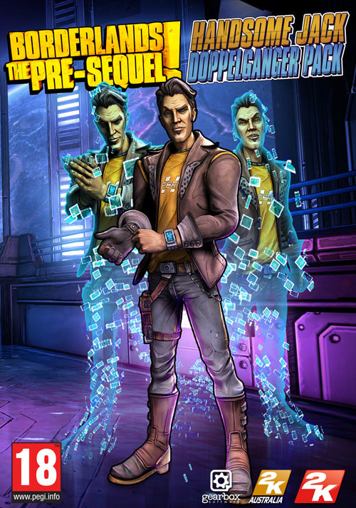 Borderlands The PreSequel Handsome Jack Doppelgnger Pack