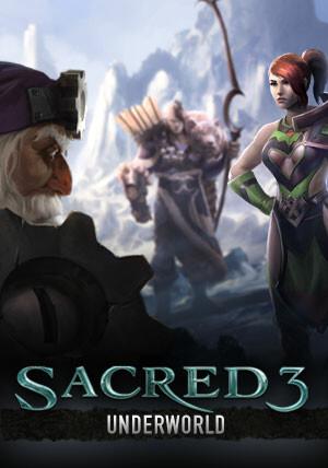 Sacred 3 Underworld Story DLC 2