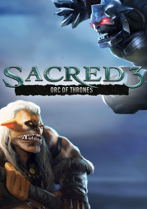 Sacred 3 Orc of Thrones DLC 4