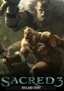 Sacred 3 Orcland Story DLC 5
