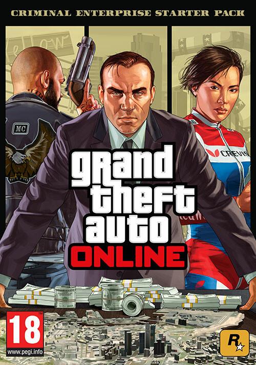GTA V Criminal Enterprise Starter Pack