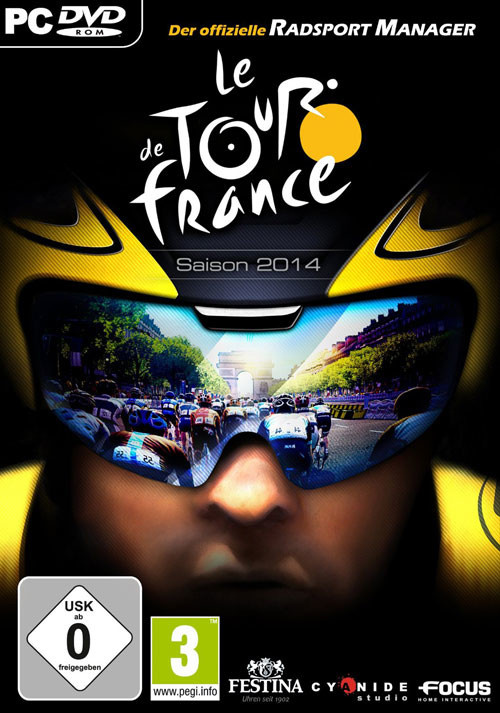 Pro Cycling Manager - Tour de France 2014