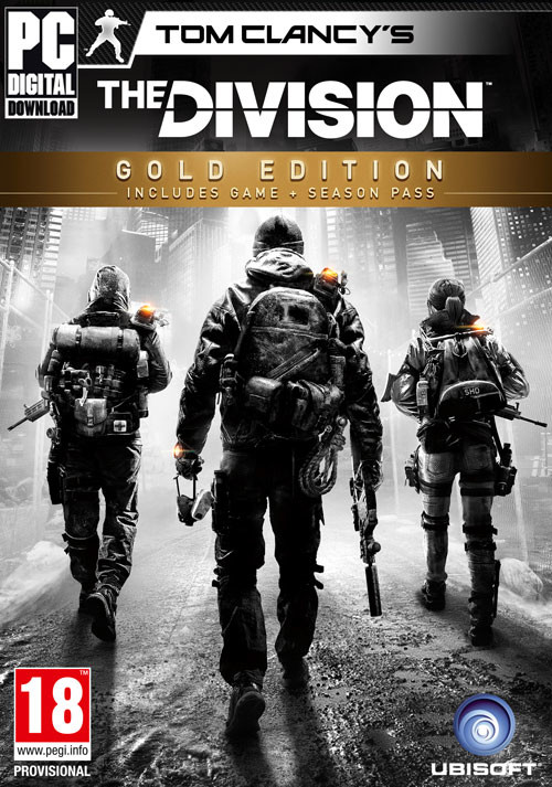 Tom Clancys The Division Gold Edition (PC)