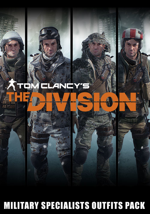 Tom Clancy's The Division Military Specialists Outfits Pack