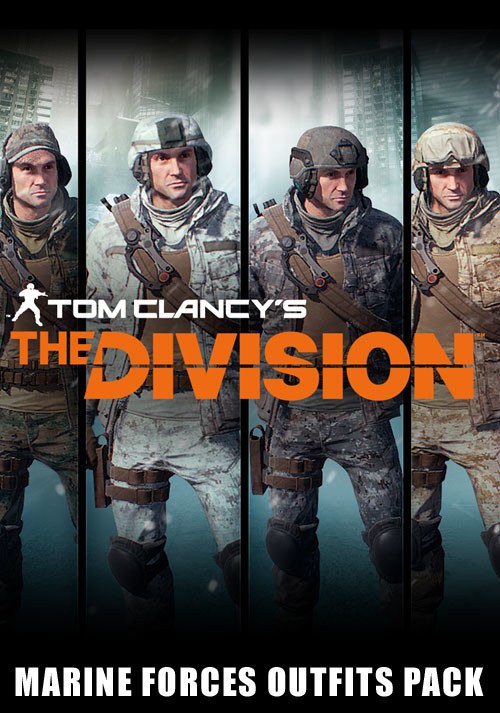 Tom Clancy's The Division Marine Forces Outfits Pack