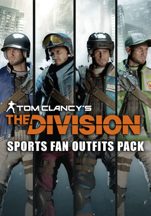 Tom Clancy's The Division Sports Fan Outfit Pack
