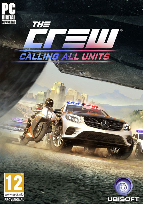 The Crew - Calling All Units (DLC) (PC)