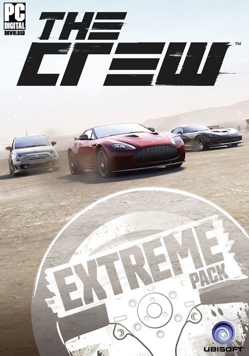 The Crew Extreme Pack DLC 1