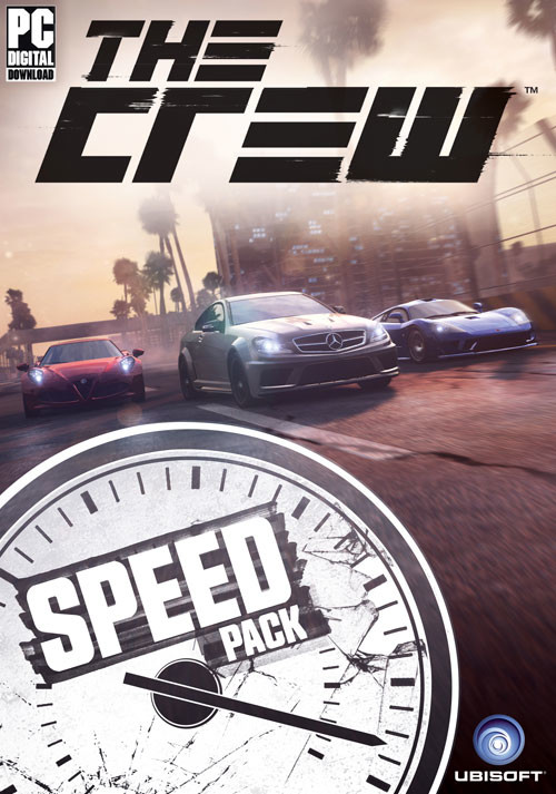 The Crew Speed Car Pack DLC 3
