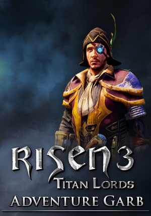 Risen 3 Titan Lords Adventure Garb DLC