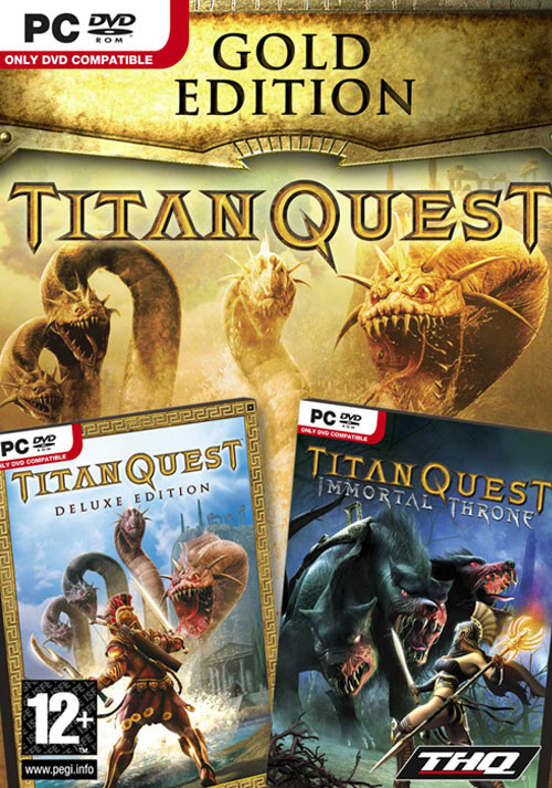 Titan Quest Gold