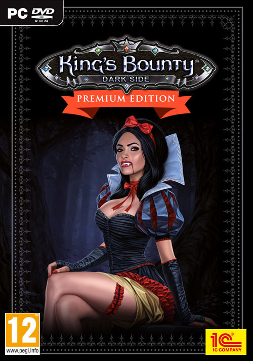 King's Bounty Dark Side Premium Edition