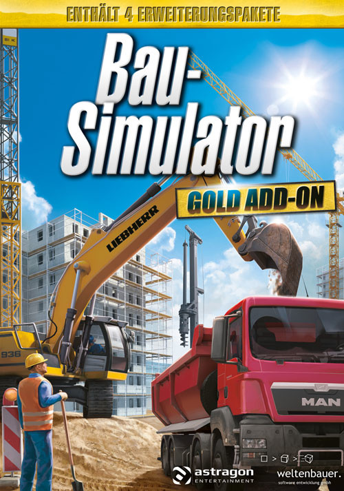 BauSimulator GOLDADDON