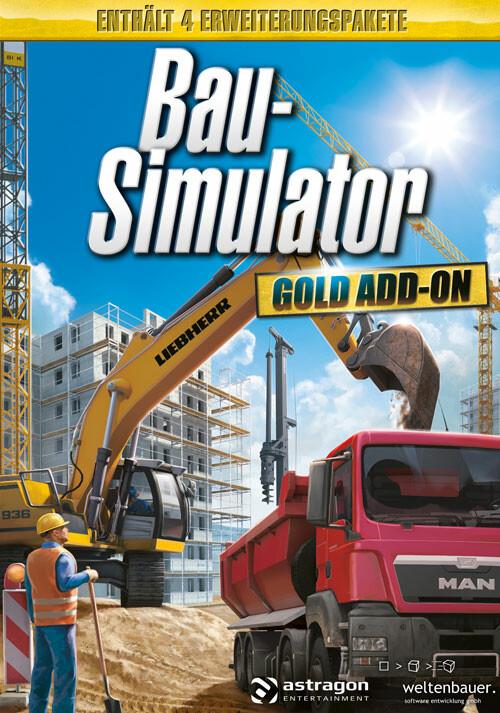 BauSimulator GOLDADDON