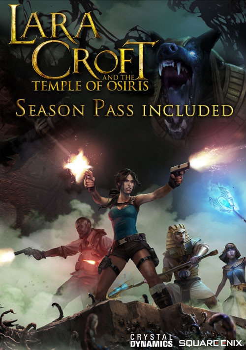 Lara Croft and the Temple of Osiris Season Pass Included