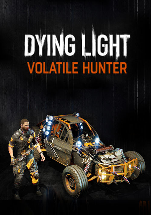 Dying Light Volatile Hunter Bundle